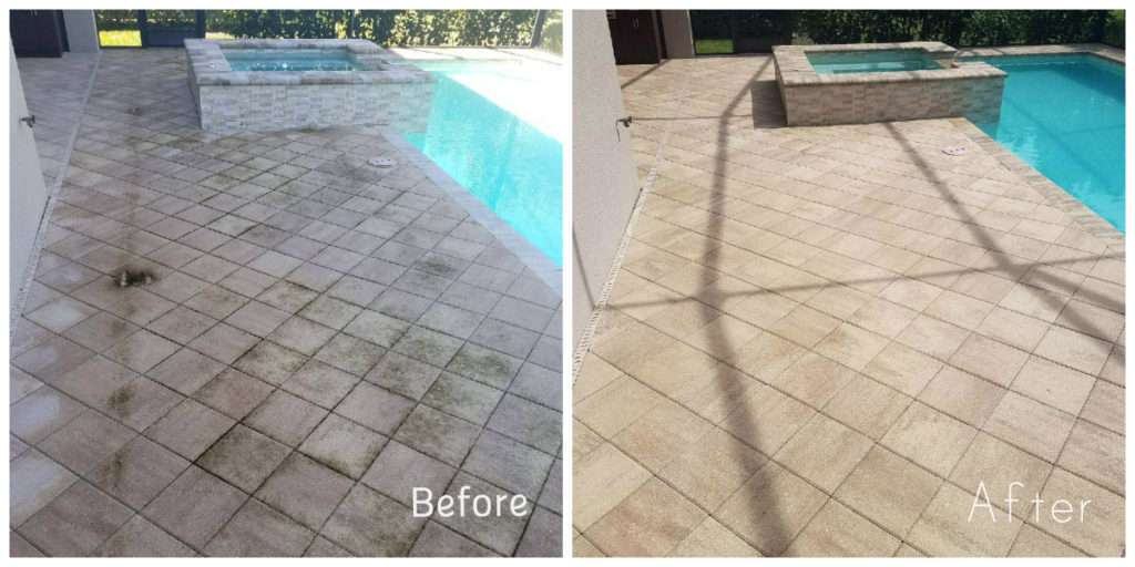 Paver Sealing Company In Ft Myers Bonita Springs Naples