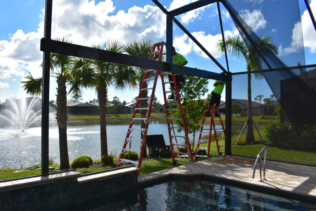 pool enclosures in naples ft myers cape coral bonita springs