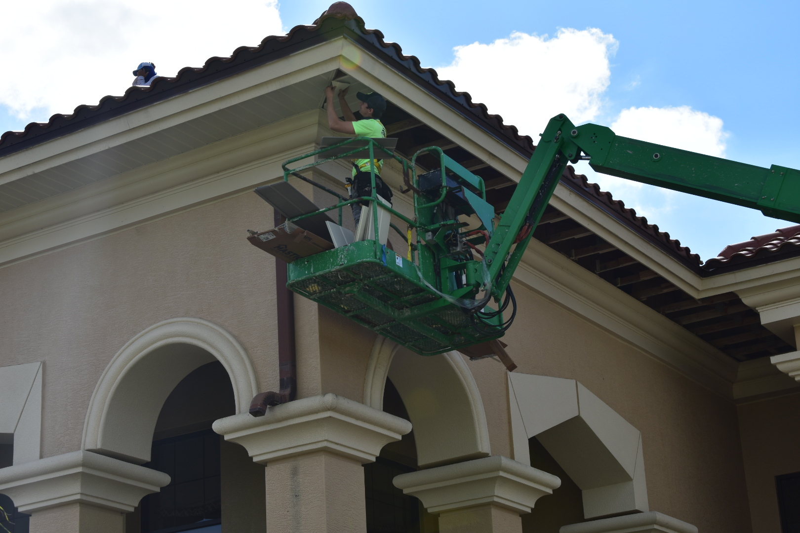 Aluminum Trim And Soffit Installation Lee And Collier Counties Free Quotes