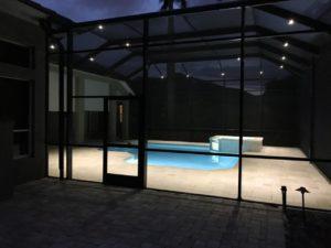 Pool Enclosure Rehab