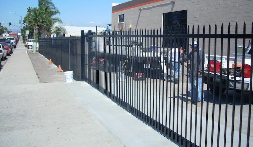 The timeless classic look of old world wrought iron with the maintenance free construction of aluminum fencing. This eliminates any scraping, painting or rust repairs. These elegant fences come with a limited lifetime warranty against rust, peeling, chipping or cracking, of the high tech powder coated exterior that comes in several different colors. Many beautiful designs and styles are sure to fit any taste and application.